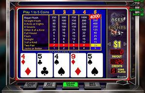 Play Aces and Eights