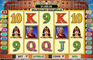 Play Caesar\'s Empire