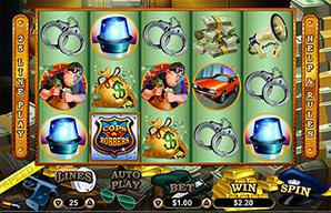 test online casino cops and robbers slots
