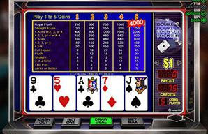 Play Double Double Bonus Poker