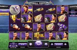 Play Football Fortunes