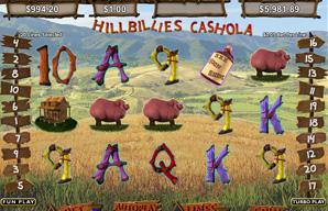 Play Hillbillies Cashola