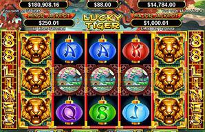Play Lucky Tiger