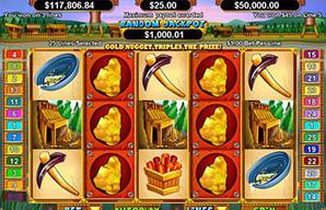 free slot machine paydirt