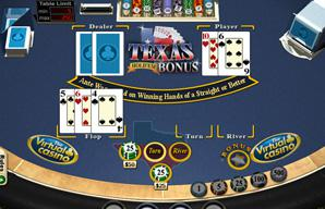 Play Texas Hold\'em Bonus Poker