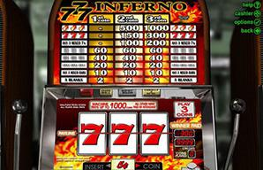 Play Triple 7 Inferno