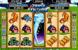 Triple Twister™ Slot Machine Game to Play Free in Realtime Gamings Online Casinos