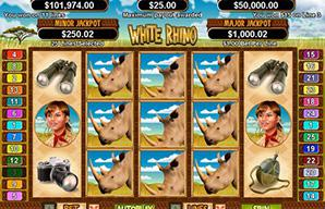 Play White Rhino