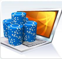 Instant play online casino games at The Virtual Casino