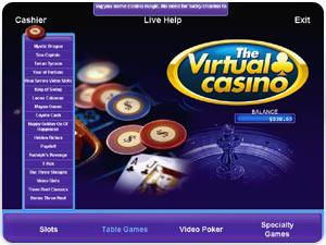 The Virtual Casino.Com